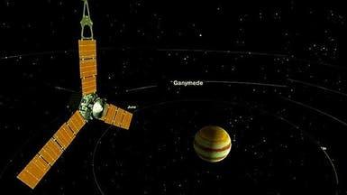 مسبار وصل إلى كوكب يسع 1317 أرضا وحوله يدور 67 قمرا