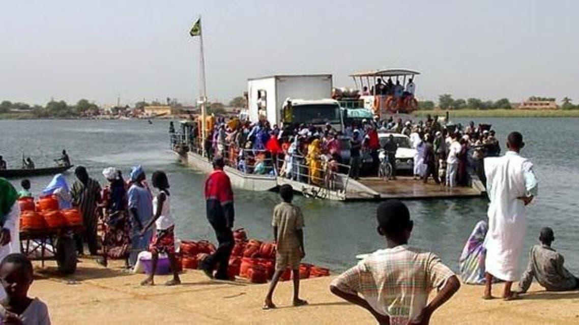 موريتانيا غرق