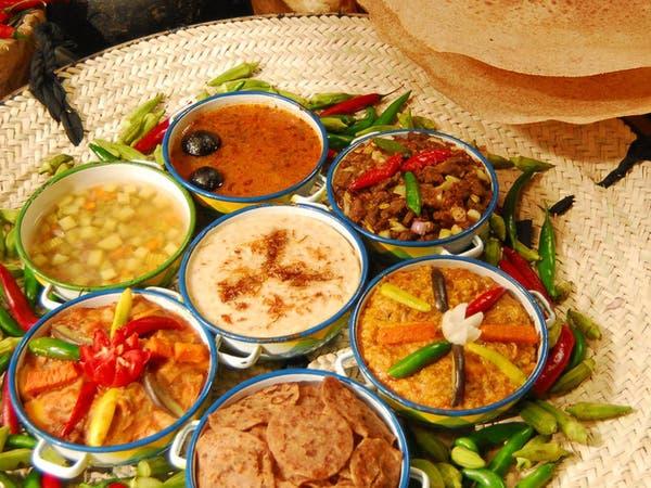 الأكلات الشعبية تزين عيد السعوديين