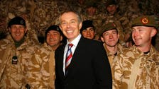 Blair slammed over Iraq war, Bush reacts