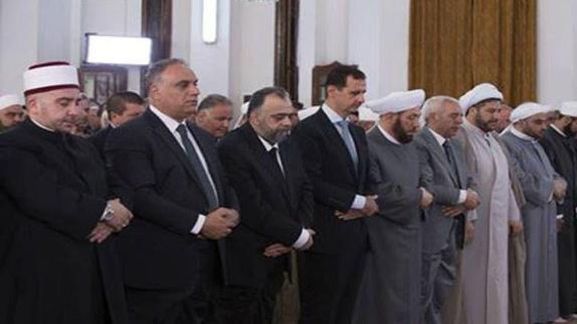 الأسد عيد الفطر حمص