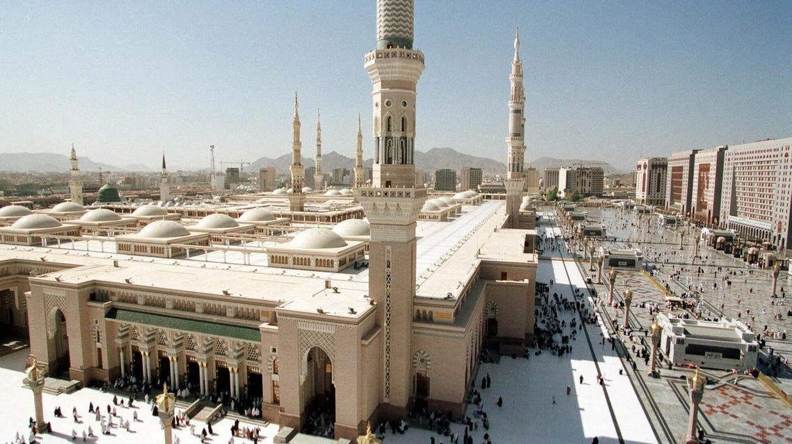 The Prophet Mohammad Mosque (File Photo: AP)