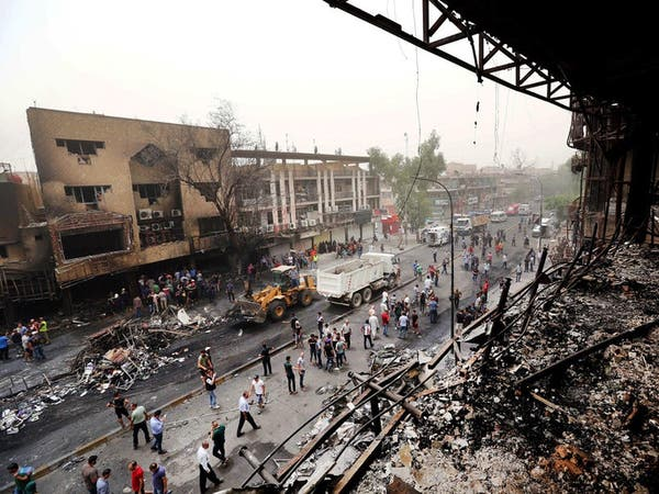العراق: ارتفاع ضحايا حادثة الكرادة إلى 292 قتيلاً