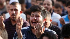 Protests as Baghdad bombing death toll rises