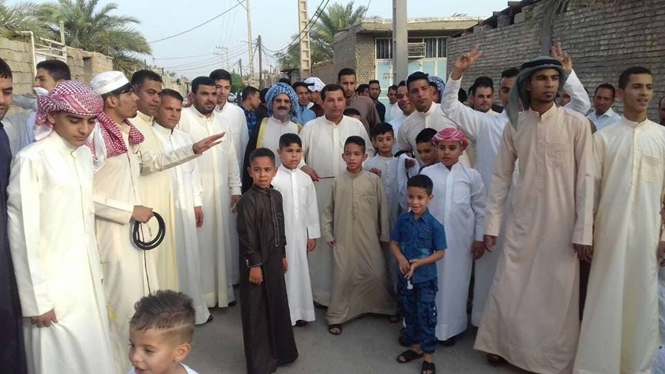 عید در اهواز