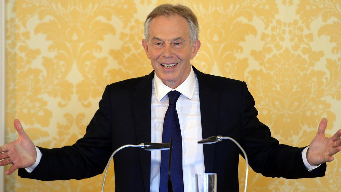Tony Blair pleaded with his critics to stop questioning his intentions over Britain's disastrous war. (AP)