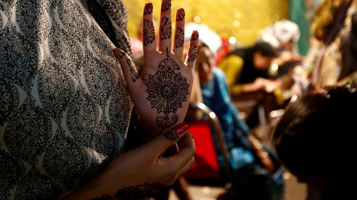 Henna designs for Eid al-Fitr