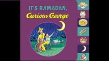 Children's character Curious George observes Ramadan