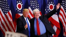 Two leading Republicans shy away from being Trump's VP pick