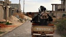 Libya oil guards back NOC state oil company