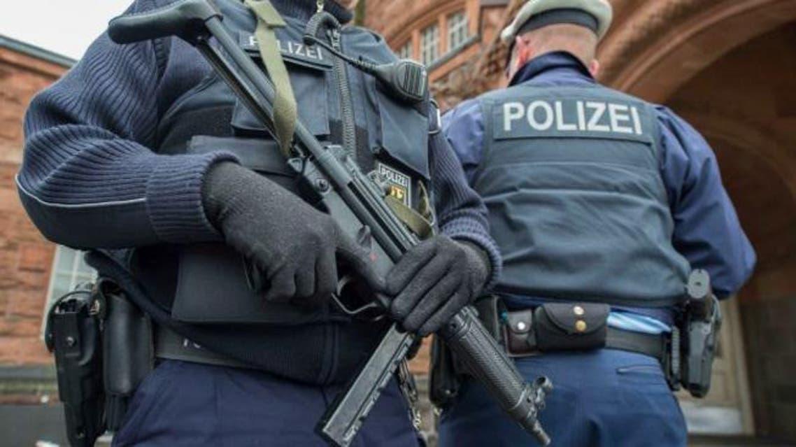 عناصر من الشرطة الألمانية