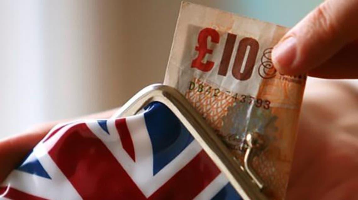 بريطانيا -جنيه - تسوق