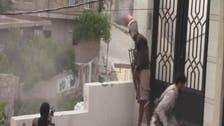 اتحادیوں کی گولا باری سے 17 یمنی باغی ہلاک