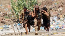 Arab coalition targets Yemeni militias, 17 killed