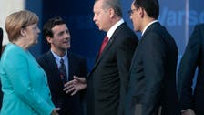 Merkel, Erdogan discuss strained ties after genocide vote