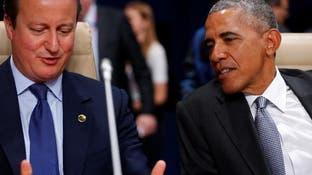 أوباما يرى أن بريطانيا ستخرج فعلاً من الاتحاد الأوروبي