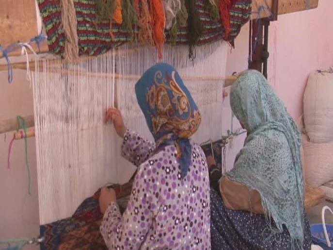 التسويق أكبر مشكلات أشهر بلدة مغربية لصناعة السجاد