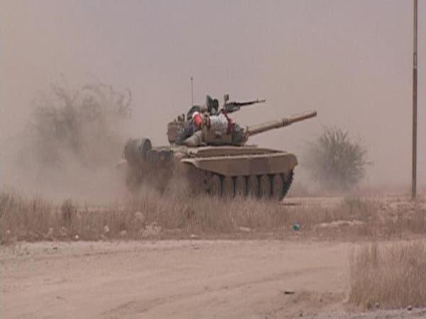 قوات عراقية تلتحم شمالي الموصل وتشدد الخناق على داعش