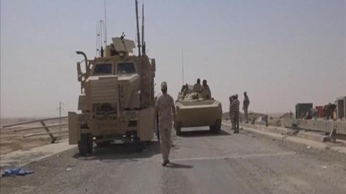 THUMBNAIL_ القوات العراقية تسيطر على أهم قاعدة عسكرية بمحيط الموصل