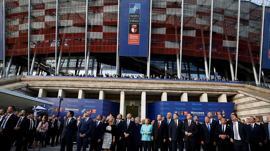 قمة الناتو في وارسو