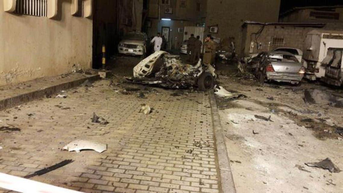سعوددی عرب،دھماکے،گیس