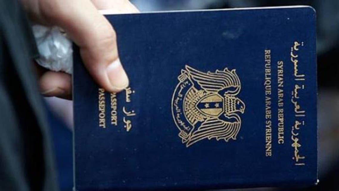 syria passport