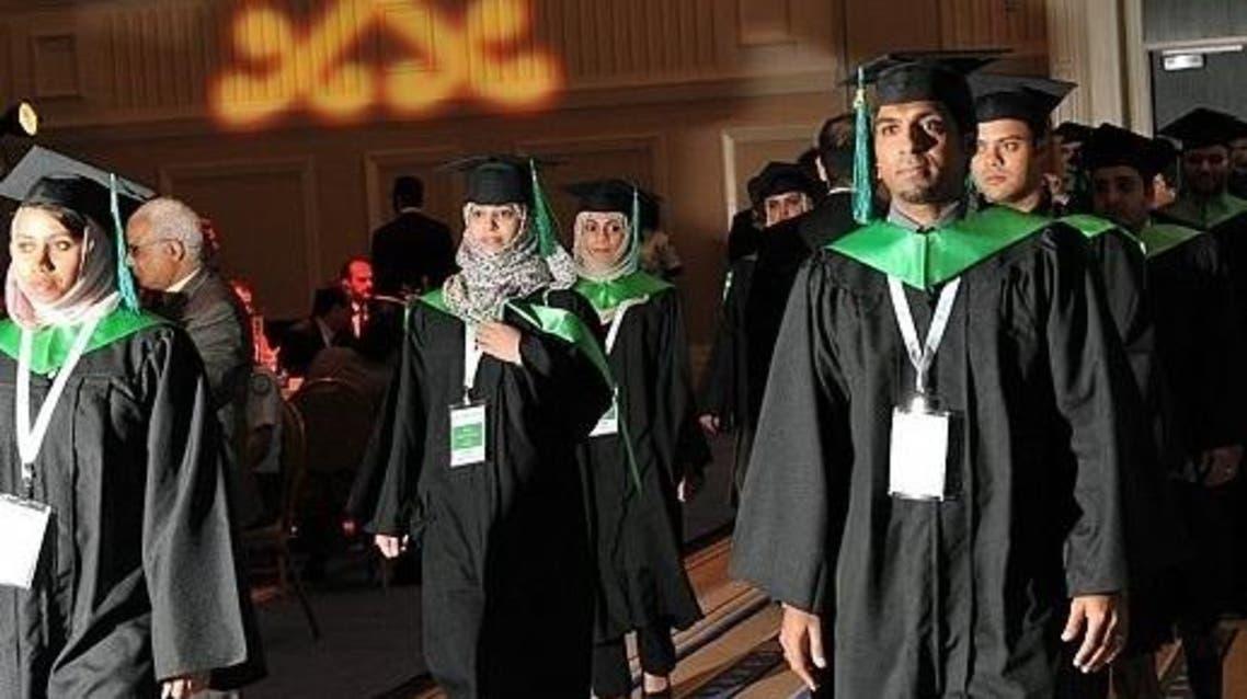 طلاب السعودية في أميركا