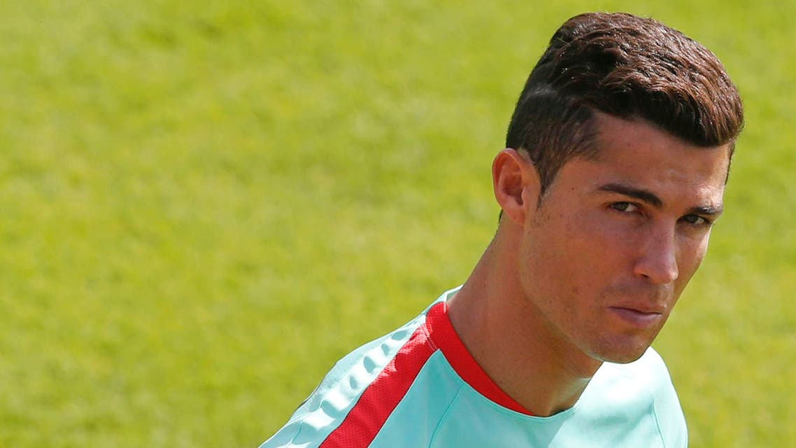In life, you don't always get second chances; unless you are Cristiano Ronaldo. (Reuters)