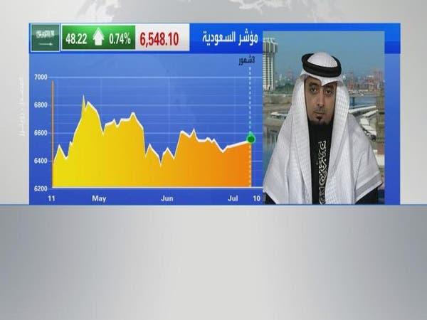 سوق السعودية تغلق مرتفعة بأول جلسة بعد عطلة العيد