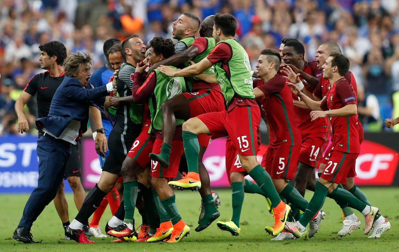 پرتغال قهرمان جام یورو 2016