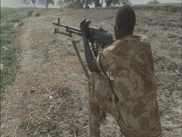 مقتل 56 متمردا بمعارك مع جيش جنوب السودان