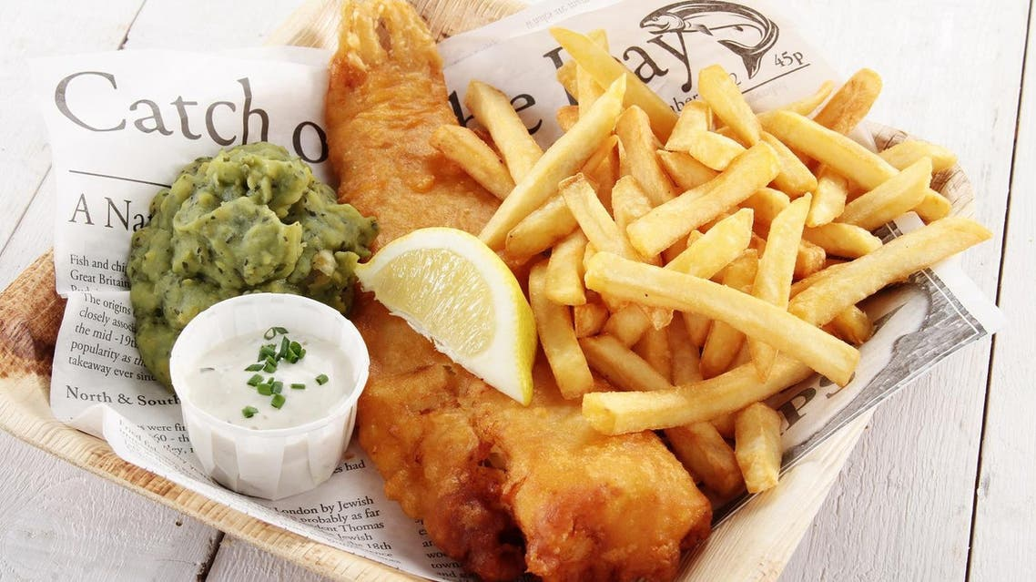 fish and chips shutterstock
