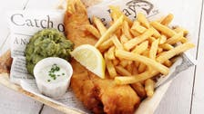 Sterling's fall could batter UK's fish & chips