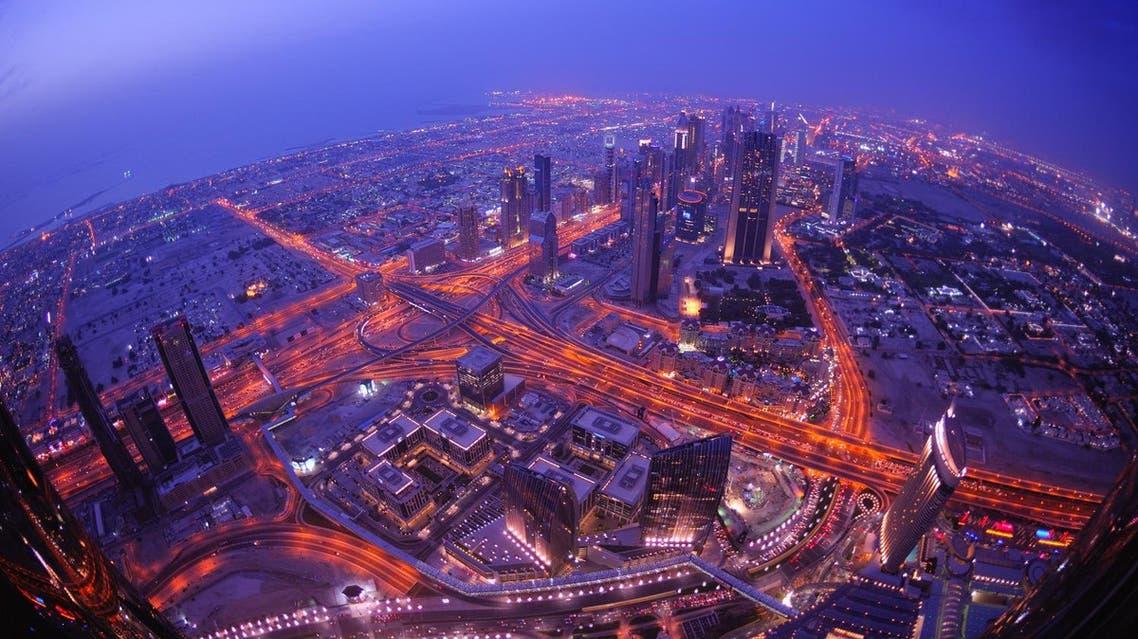 Dubai skyline (Shutterstock)