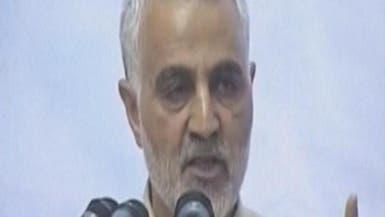 الإرهابي قاسم سليماني يسيطر على ثاني قوة عسكرية بالعراق