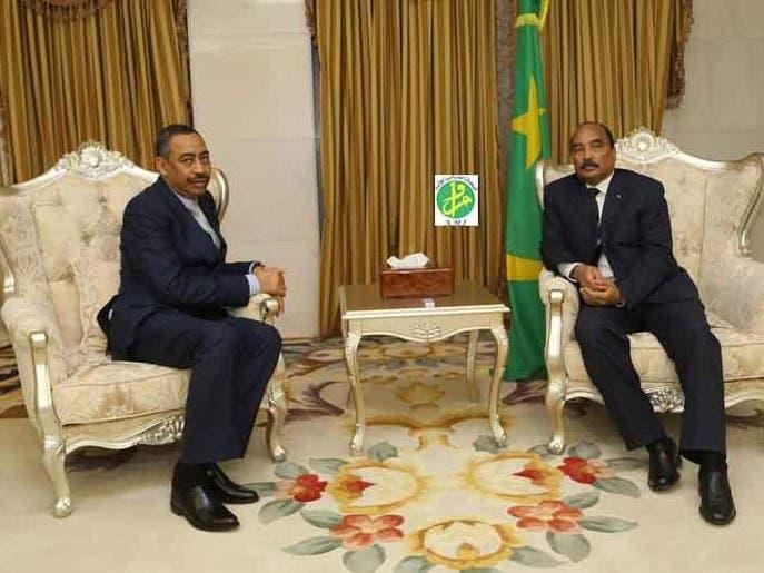 وفد عسكري سعودي يزور موريتانيا