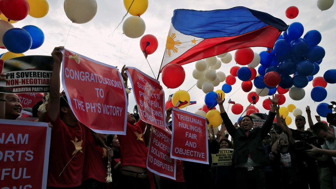 South China sea verdict: in favor of Philipines