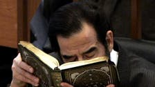 Iraqi dictator Saddam's 'House of Cards-style' book set for English release