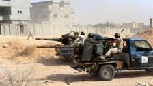 Air strikes in Libya siege on ISIS in Sirte