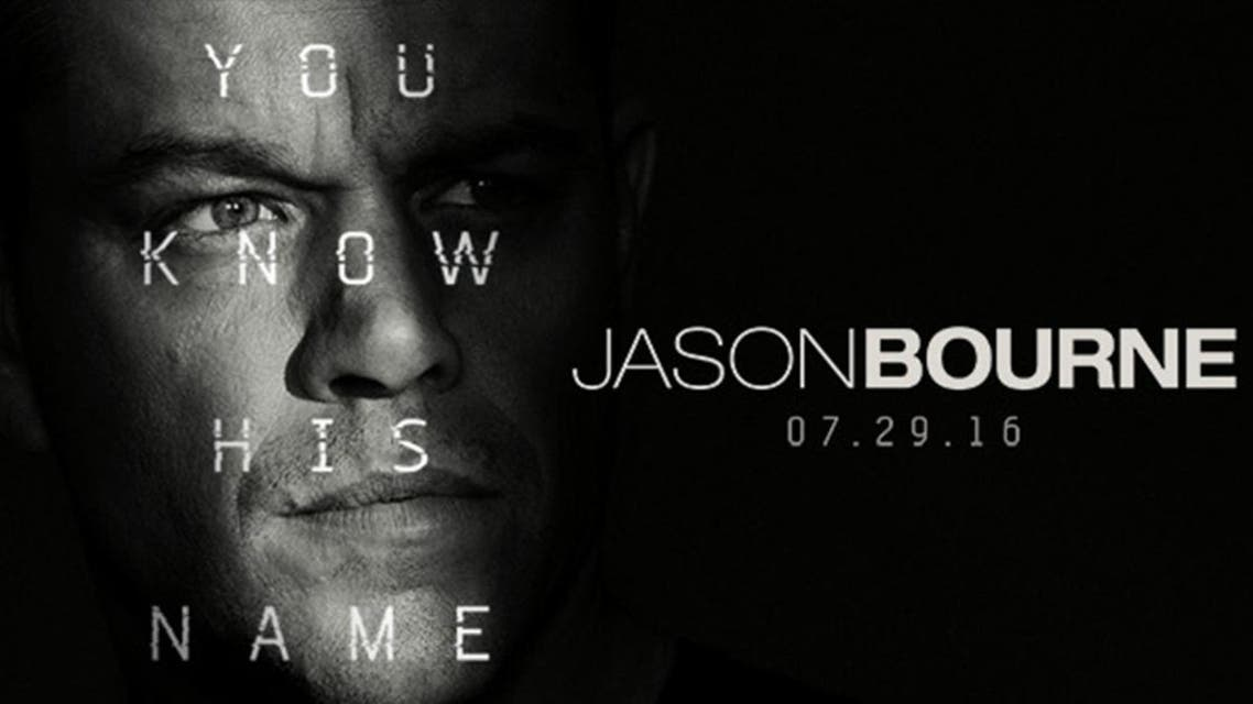 the fifth installment of the franchise - hits movie theaters on July 27, starring Damon as a conflicted, restless hero. (Jason Bourne)