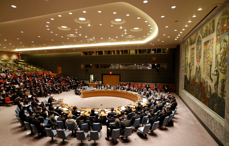 UN security council AP