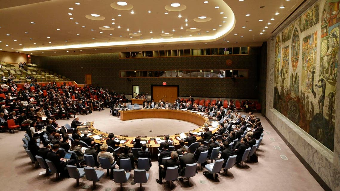 UN security council AP