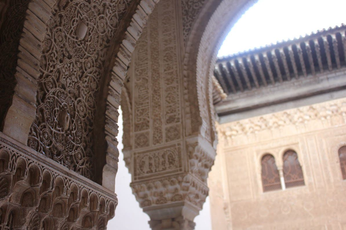 Islamic architectural designs in Europe. (Photo courtesy: Tharik Hussain)