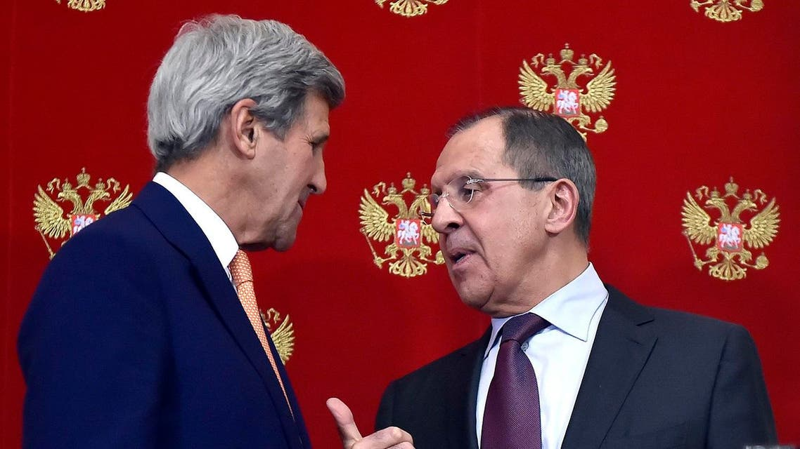 Kerry is due in Moscow later Thursday to hold talks first with Putin, then on Friday with his opposite Sergei Lavrov. (File photo: AP)