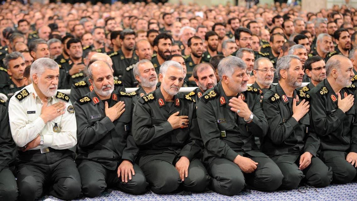 قادة الحرس الثوري