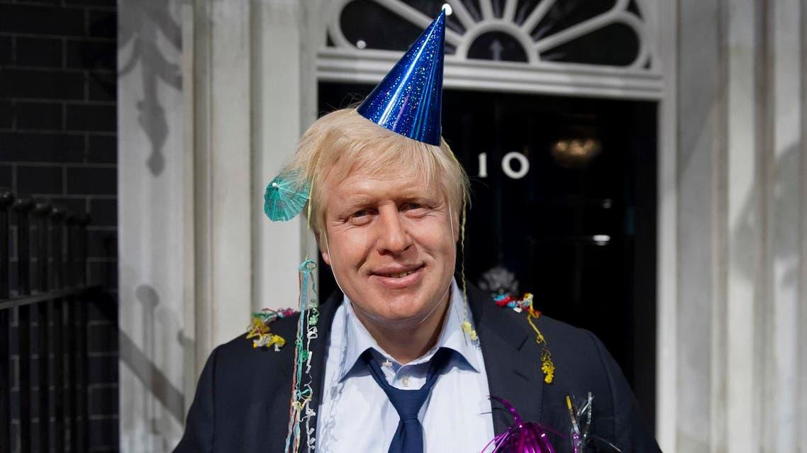 Boris Johnson. (AP)