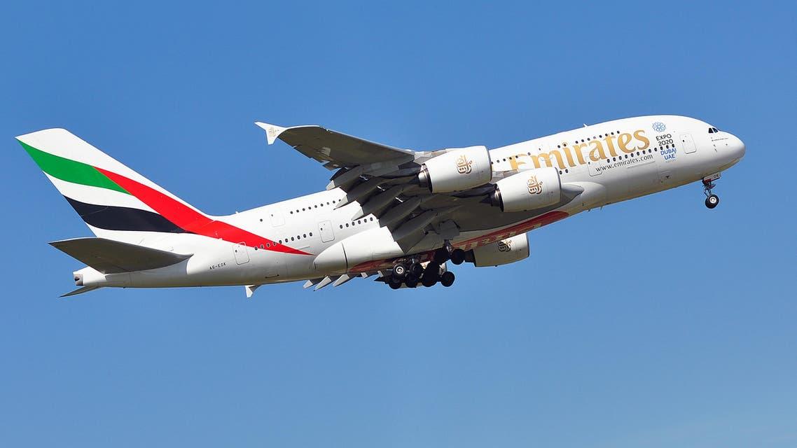 emirates airline shutterstock