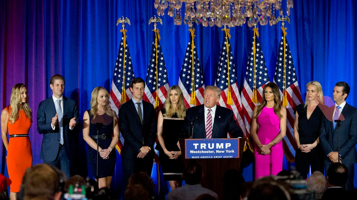 Trump on Wednesday entered the final phase of his high-profile search for a running mate, arranging last-minute meetings with his finalists and family members. (AP)