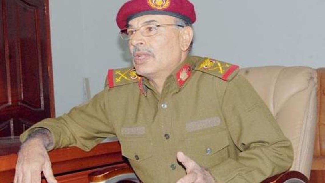 اللواء اليافعي العربية الحدث