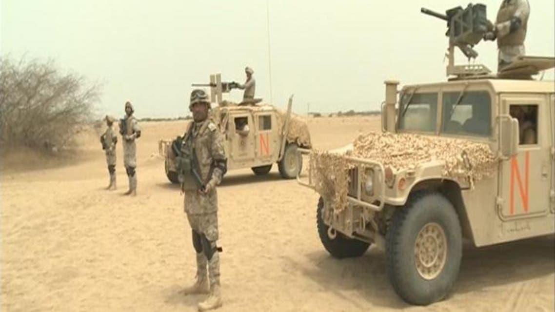 THUMBNAIL_ عمليات استباقية للقوات السعودية على الحوثيين قبال جازان